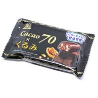 Cacao×70 くるみカロリー・価格詳細情報