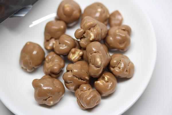 ブルボン ポップコーンチョコ