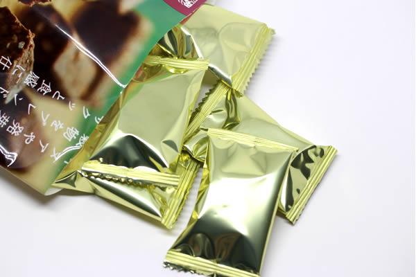 キヌアと8種のグラノーラチョコレート