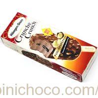 ハーゲンダッツクランチ チョコレートマカデミアナッツカロリー・価格詳細情報
