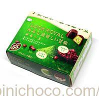 ルックロイヤル 日本の美味しい甘味 抹茶小豆カロリー・価格詳細情報
