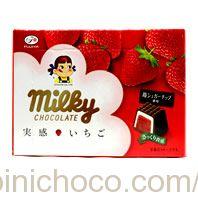 ミルキーチョコレート 実感いちごカロリー・価格詳細情報