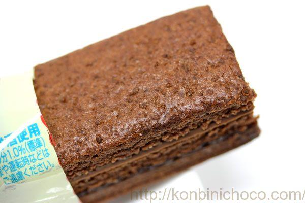 ふんわりチョコケーキミルクチョコ