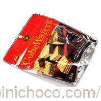 キューブウエハース チョコクリームカロリー・価格詳細情報