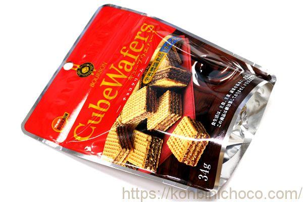 キューブウエハース チョコクリーム