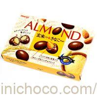 ALMOND(アーモンド) 玄米パフ&きなこチョコカロリー・価格詳細情報