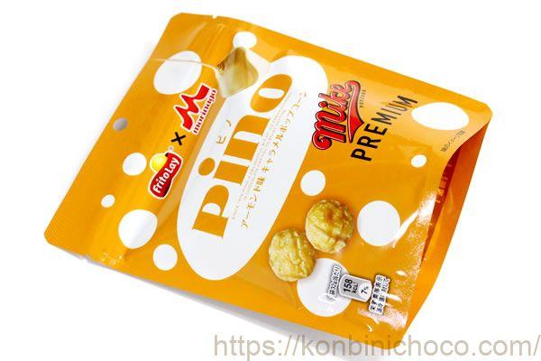 pino(ピノ) アーモンド味キャラメルポップコーン