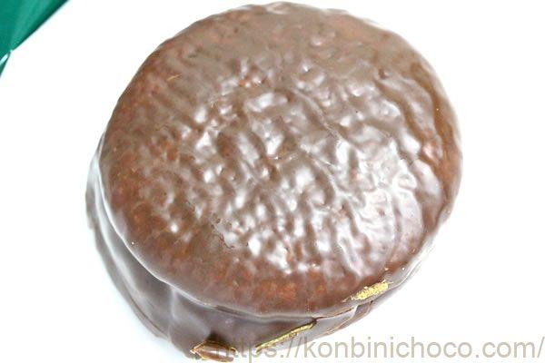 和のチョコパイ抹茶黒みつ