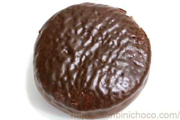 チョコパイエスプレッソ仕立てアフォガード