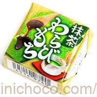 チロルチョコ 抹茶わらびもちカロリー・価格詳細情報