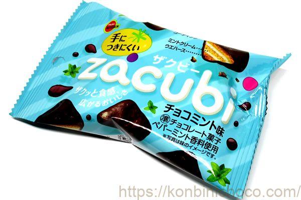 ザグビー チョコミント味
